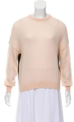 Cédric Charlier Long Sleeve Knit Sweater