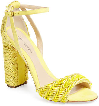 Monique Lhuillier Ava Two-Piece Sandal