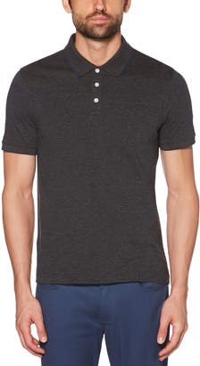 Original Penguin FEEDER STRIPE BLOCKED POLO