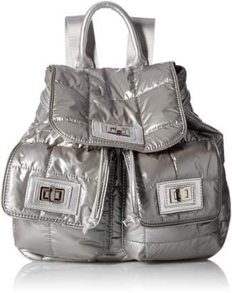 Steve Madden Roe Backpack Bowling Style Handbag