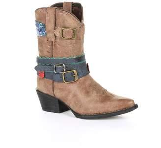Durango Lil Accessorize Toddler Girls' Western Boots