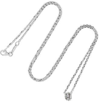 Anita Ko 18-karat White Gold Diamond Necklace