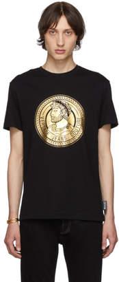 Versace Black Greek Figure T-Shirt