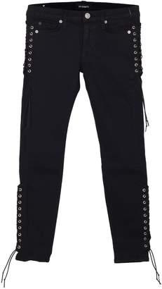 Hudson Midrise Suki Ankle Super Skinny Jeans