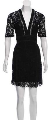 Veronica Beard Lace Mini Dress w/ Tags