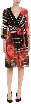 Trina Turk Rosa Wrap Dress