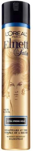 L'Oreal® Paris Elnett Satin Hairspray Extra Strong Hold - 11.0oz