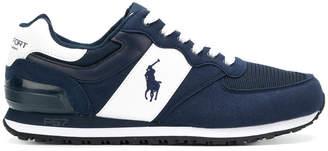 Polo Ralph Lauren logo sneakers