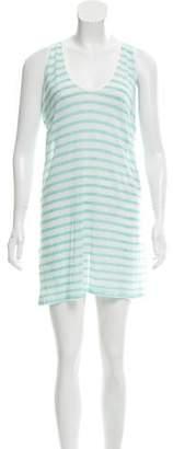 Alexander Wang Striped Knee-Length Dress w/ Tags