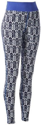 L.L. Bean Women's L.L.Bean Midweight Base Layer Pants, Print