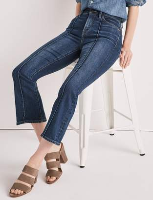 Bridgette Cropped Flare Jean
