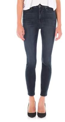 Fidelity Luna High Waist Ankle Skinny Jeans