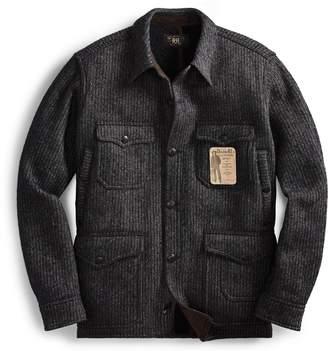 Ralph Lauren Wool-Cotton Shirt Jacket