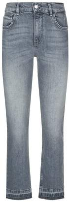 Claudie Pierlot Straight-Fit Jeans
