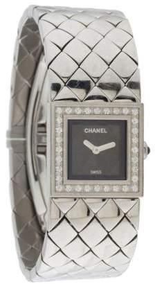 Chanel Matelasse Watch