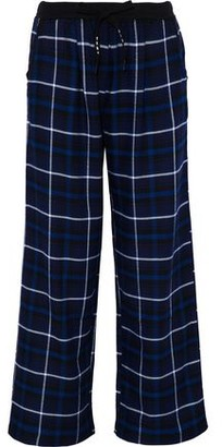 DKNY Plaid Flannel Pajama Pants