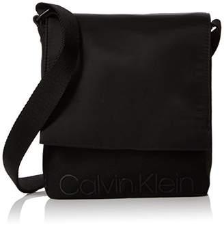 Calvin Klein Jeans Shadow Reporter With Flap, Men's Shoulder Bag,5x22x19 cm (B x H T)