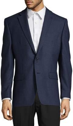 Ralph Lauren Men's Wool Two-Button Blazer