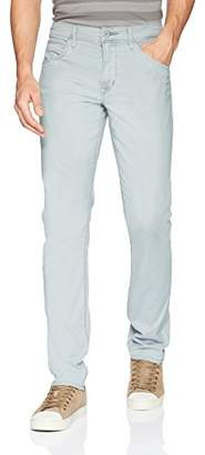Hudson Jeans Men's Blake Slim Straight Zip Fly Lightweight Twill
