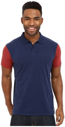 Quiksilver Baysick Polo Knit Top $37 thestylecure.com