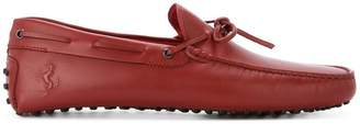 Tod's x Ferrari Gommino driving shoes