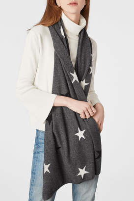 525 America Cashmere Star Scarf