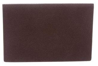 Tom Ford Leather Passport Cover