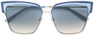 Karl Lagerfeld Retro Piping sunglasses