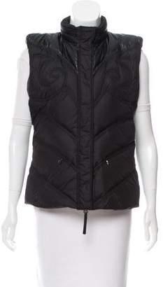 Just Cavalli Quilted Vest