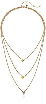 Rebecca Minkoff Tiered Spear Necklace