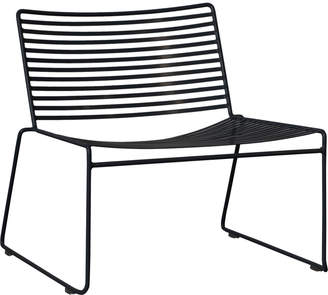 Oslo Home Broad Club Wire Outdoor Lounge Chair