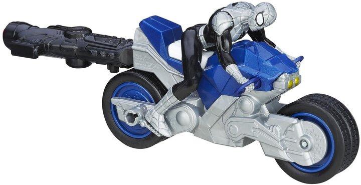 Spiderman Shadow Cycle Vehicle