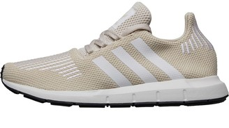 adidas Womens Swift Run Trainers Clear Brown/Footwear White/Crystal White