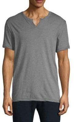 Alternative Heathered Cotton Tee