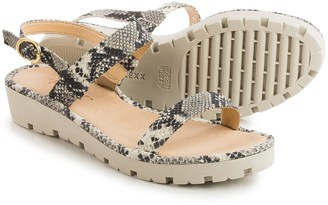 The Flexx Sun Tan Strappy Sandals - Leather (For Women) $49.99 thestylecure.com