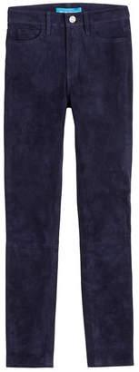MiH Jeans Suede Pants