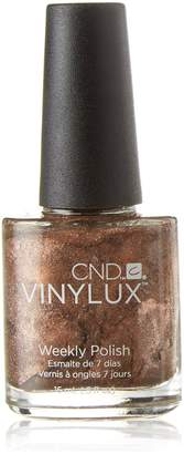 CND Cosmetics Creative VINYLUX - SUGARED SPICE - Weekly Polish - 15ml - New Release by BabyCentre