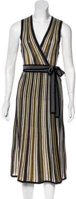 Diane von Furstenberg Cadenza Wrap Dress