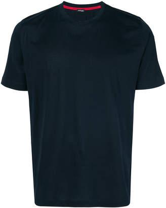 Kiton crew neck T-shirt
