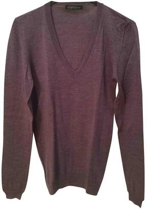 Laura Urbinati Purple Wool Knitwear for Women
