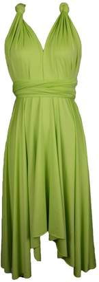 Edaydress Plus Size high Low Hem Dress Infinity Dresses Short Bridesmaid Dress