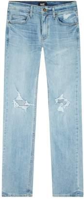 Paige Destructed Skinny Jeans