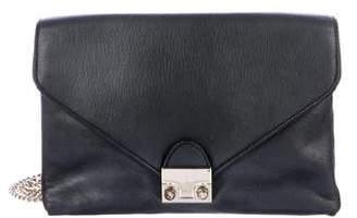 Loeffler Randall Leather Crossbody Bag