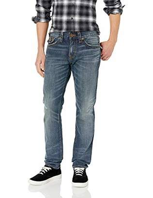 d0b26874092 True Religion Men s Rocco Skinny Jean with Flap