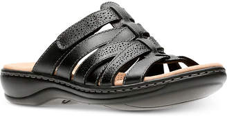 Clarks Collection Women's Leisa Field Sandals Women's Shoes