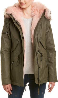 SAM. Mini Luxe Limelight Coat