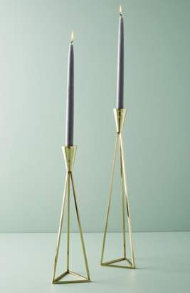 Anthropologie Akimbo Taper Candleholder