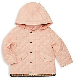 72b535416 Burberry Baby Girl's & Little Girl's Ilana Quilted Coat