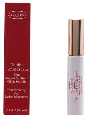 Clarins Double Fix Mascara (Waterproofing Seal Lashes & Eyebrows) - 7ml/0.2oz