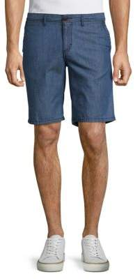 Original Paperbacks Cotton Chambray Shorts